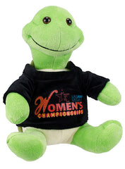 2020 Women's Championships Plush Turtle