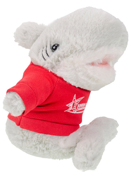 Junior Gold Championships Plush Shark