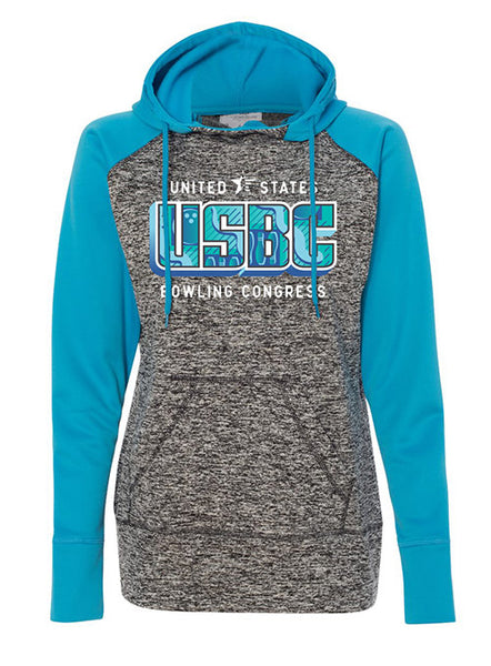 Ladies USBC Raglan Sweatshirt