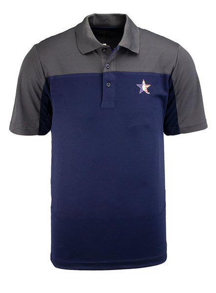 Navy Performance Pinstar Polo