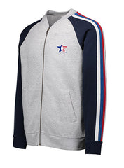 Pinstar Fleece Full Zip Trainer Jacket