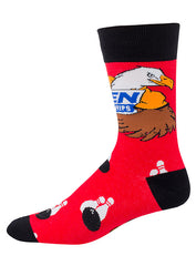 Red and Black Open Championships 2020 Socks
