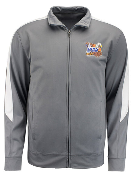 2020 Open Championships Grey Jacket
