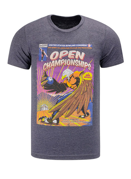 2020 Open Championships Comic T-Shirt