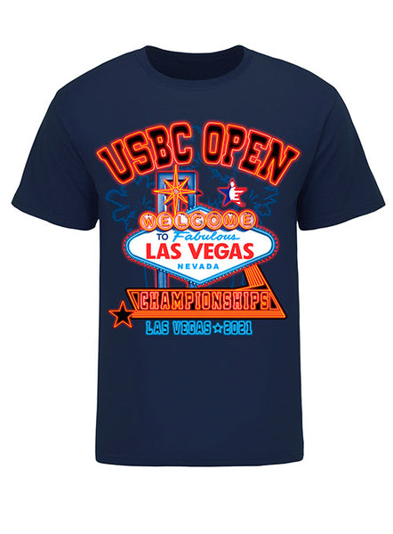 2021 Open Championships Vegas Sign T-Shirt