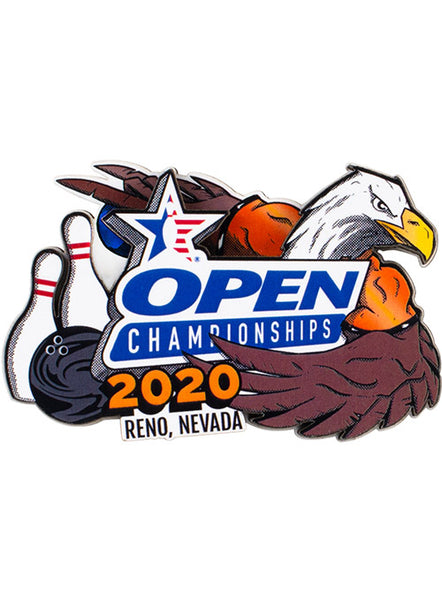 2020 Open Championships Magnet