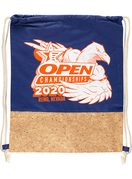 Open Championships 2020 Cinch Bag