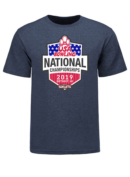 2019 USA Bowling Nationals T-Shirt