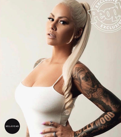 Amber Rose: Plastic Positive & Proud