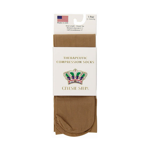Therapeutic Anti-Embolism Compression Stockings