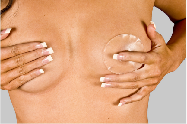 Silicone Areola Circles for Breast Scars