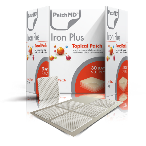 Iron Plus Topical Patch