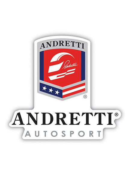 Andretti Autosport Decal