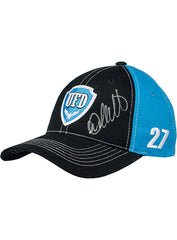 UFD Structured Hat AUTOGRAPHED BY #27