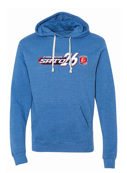 Takuma Sato Hooded Sweatshirt