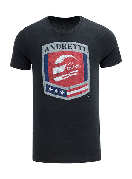 Andretti Distressed T-Shirt