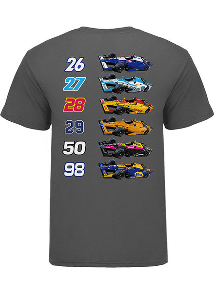 Team Andretti Car T-Shirt