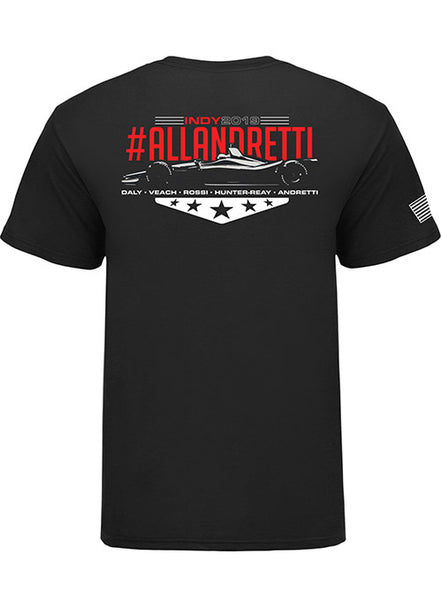 2019 All Andretti Team T-shirt