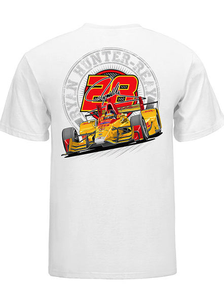 Ryan Hunter-Reay Car T-shirt