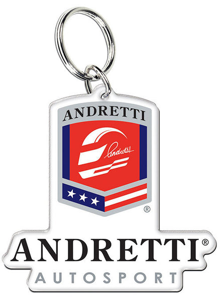 Andretti Autosport Key Ring
