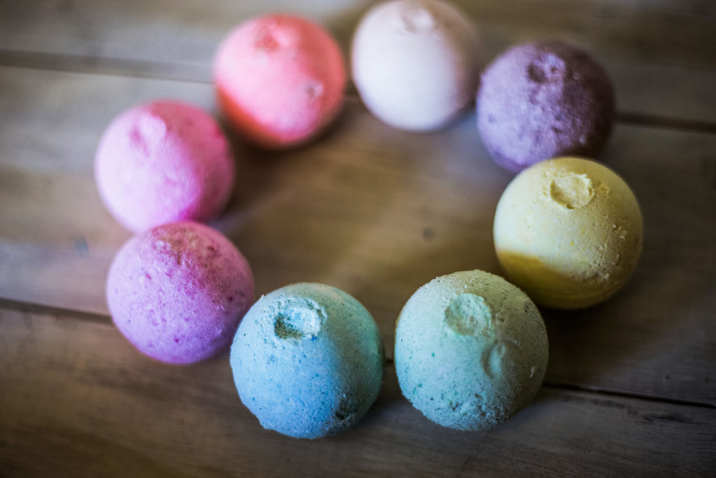 What makes a Bath Bomb unique?