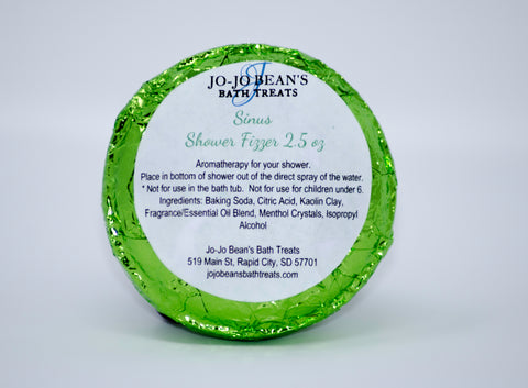 ***New - Jo Jo Bean Bath Treats Shower Steamers - Multiple Choices