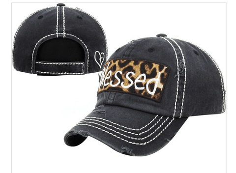 Blessed Vintage Ball Cap