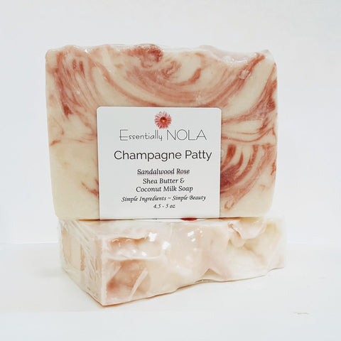 Champagne Patty Artisan Soap