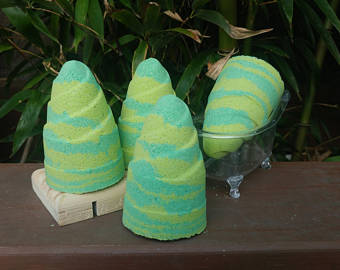 Forest Twist Unicorn Bath Bomb