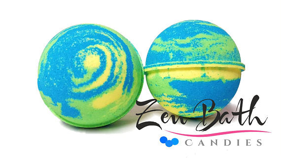 ***6 ounce Ocean Avenue Bath Bomb