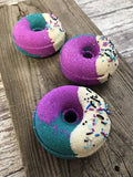 Mermaid Bath Donut