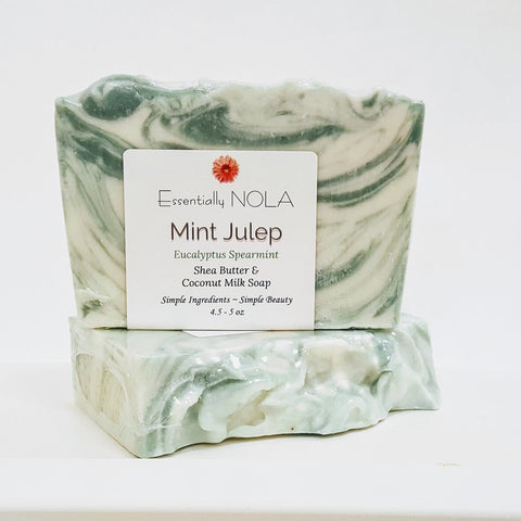 Mint Julep Artisan Soap