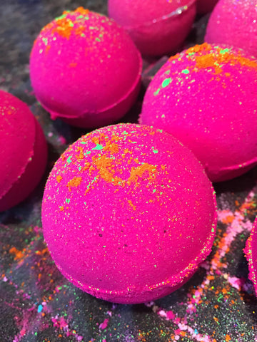 Monkey Farts Color Changing Bath Bomb - 5 ounces