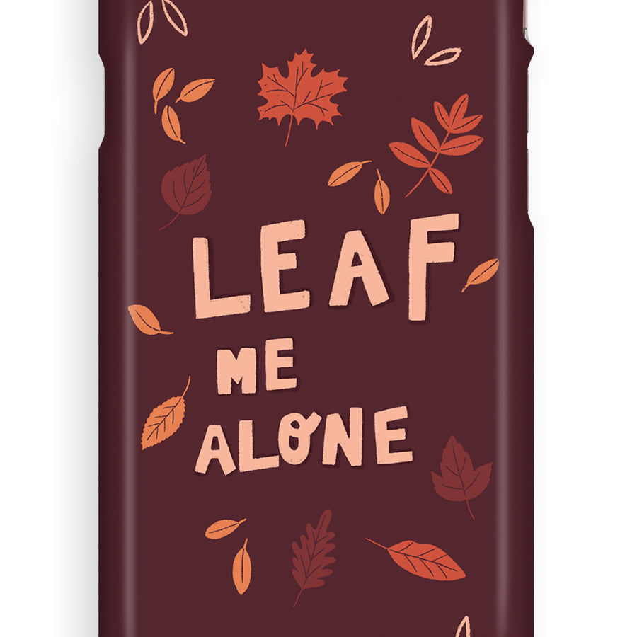 Leaf Me Alone - MYMAME.SK
