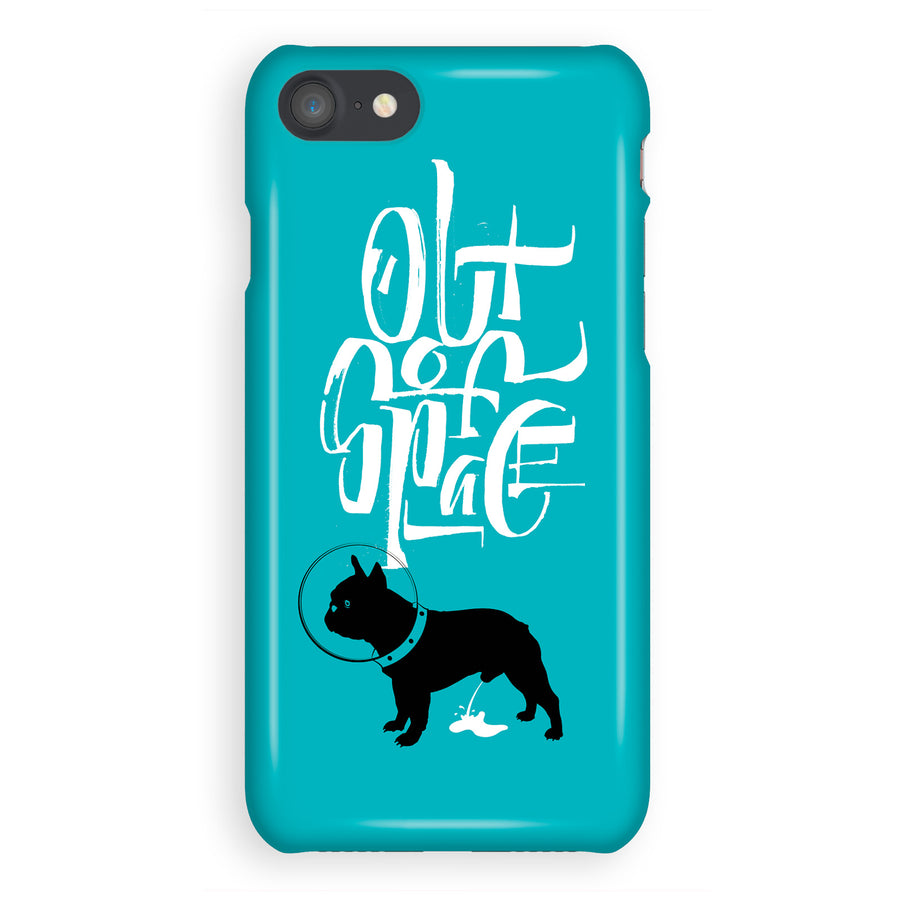 Out of space pug | BLUE - MYMAME.SK