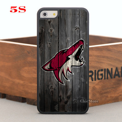NHL Arizona Coyotes Phone Case - Tagerts