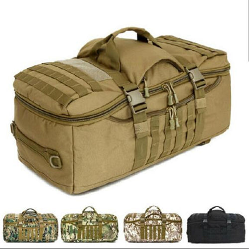 Waterproof Military Duffel Bag