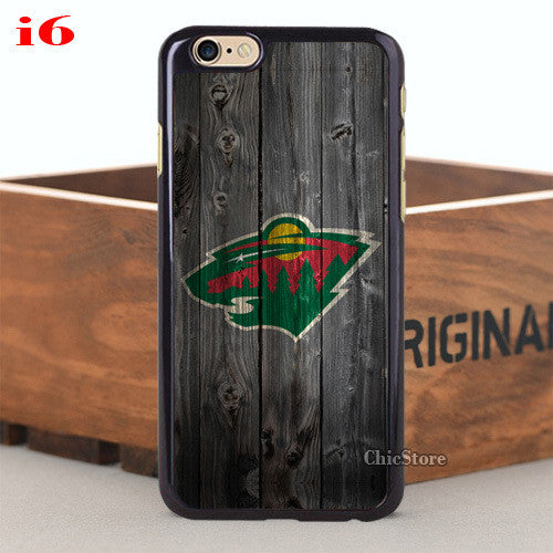 NHL Minnesota Wild Phone Case - Tagerts