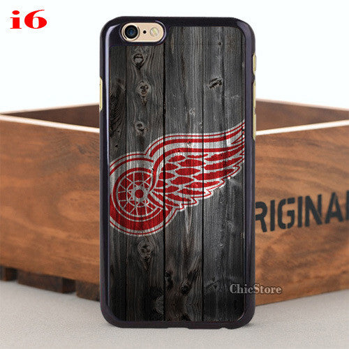 NHL Detroit Red Wings Phone Case - Tagerts