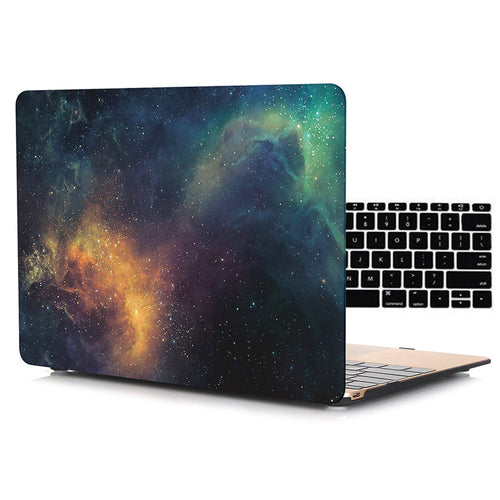 Galaxy Matte Case for Macbook