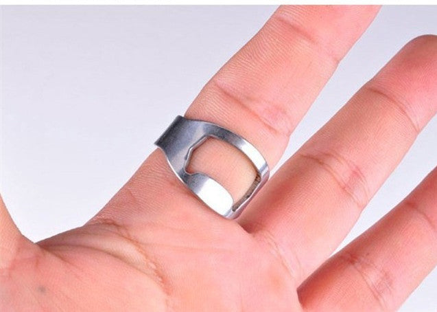 Bottle Opener Ring - Tagerts