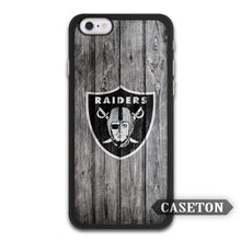 NFL Oakland Raiders iPhone Case