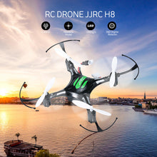 JJRC H8 RC Quadcopter with 360 Degree Rollover Function