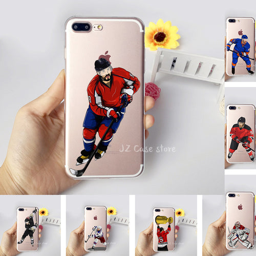 NHL Player iPhone Case - Tagerts