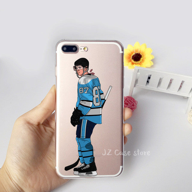 Baby Blue Crosby Case