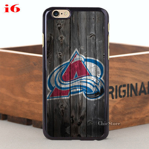 NHL Colorado Avalanche Phone Case - Tagerts