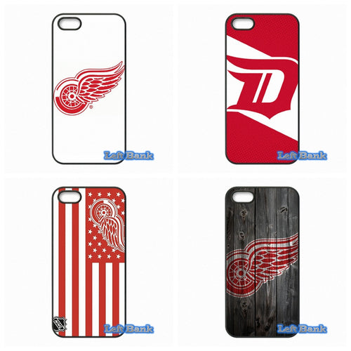NHL Detroit Red Wings Samsung Case - Tagerts