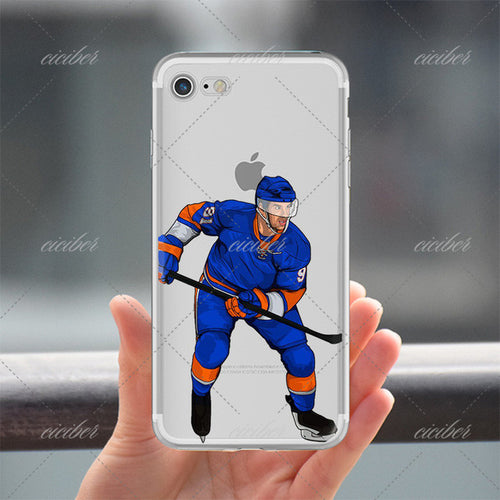 NHL Player iPhone Case