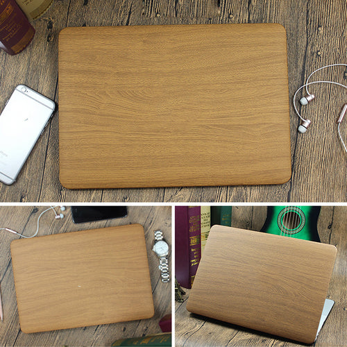 Wood Grain Hard Case Cover for Macbook - Tagerts