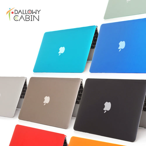 Crystal Hard Case Cover For Macbook - Tagerts
